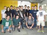 Paraninfo - Formandos de Engenharia de Computação - ATEC 2012